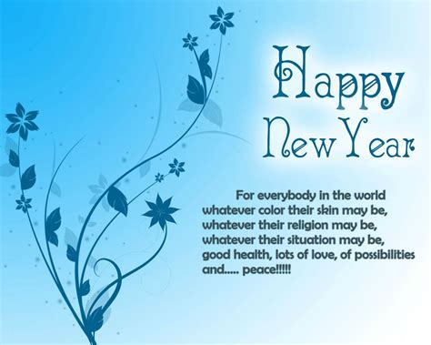 happy new year wishes quotes like success