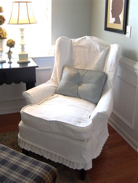 make your own slipcover little lovables homefront white slipcovers and touches
