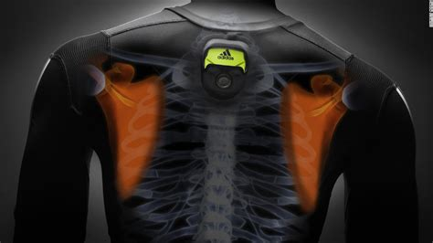 Clothes That Monitor Your Health by How High Tech Clothes Could Be Your Next Doctor Cnn