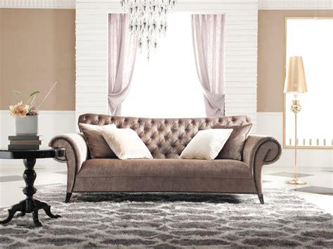 taupe velvet sofa centerfieldbar