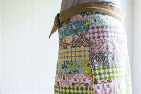 Patchwork Skirt Pattern - diy patchwork skirt sewcanshe free sewing patterns for