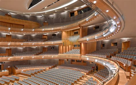 Home Theater Interiors new mariinsky theatre diamond schmitt architects
