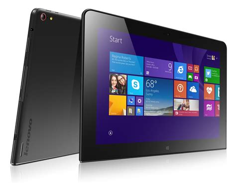 Lenovo 10 Hd 10 Inch Tablet lenovo thinkpad 10 tablet to release in june 2014