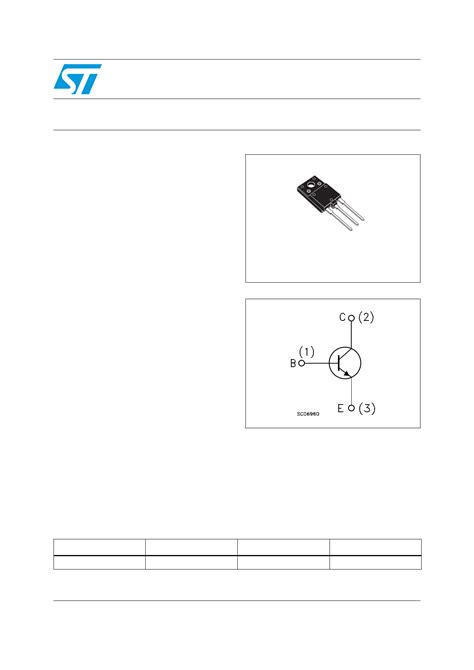 persamaan transistor horizontal md 2009 md2310fx datasheet md2310fx pdf high voltage npn power transistor datasheet4u