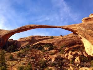 Landscape Arch Arches Landscape Arch Flavorful Adventures