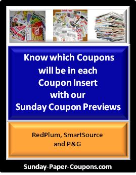 sunday paper printable grocery coupons sunday coupon preview 6 14 15 sunday coupon inserts