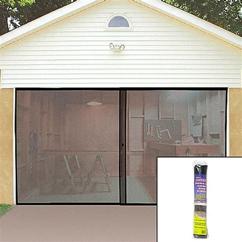 Screen Doors For Garage Buy Single Garage Screen Door From Bed Bath Beyond