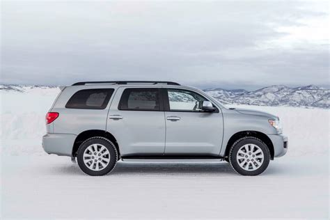 2019 Toyota Sequoia Redesign by 2019 Toyota Sequoia Limited Release Date And Redesign