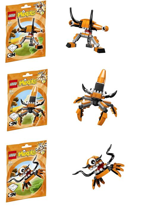 Lego Mixels Series 2 41517 Balk lego forums toys n bricks
