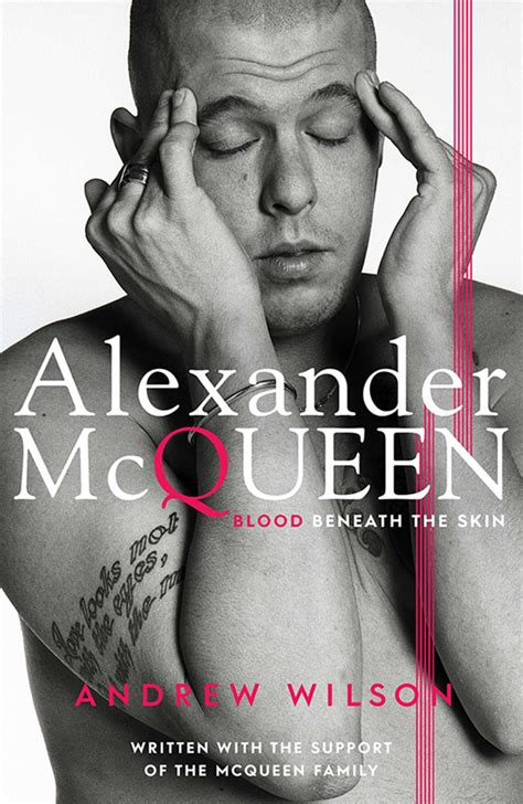 alexander mcqueen blood beneath exclusive alexander mcqueen s biographer reviews v a exhibition