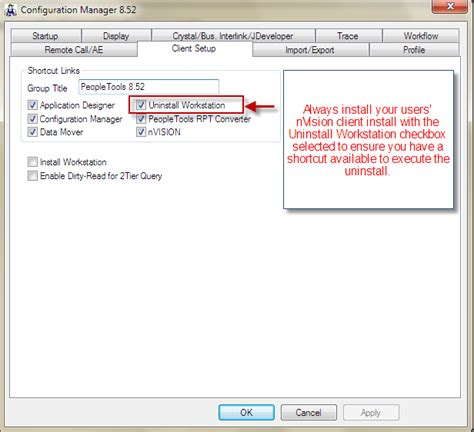 peoplesoft nvision issue resolution running peopletools