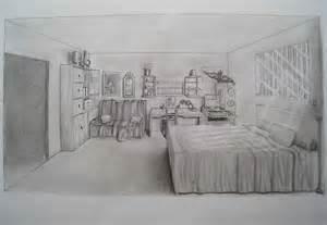 dessin fourmis chambre perspective luis royo ii