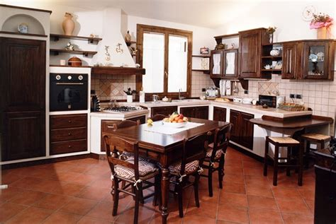 cucine in muratura le pi 249 cucine in muratura rustiche country e moderne