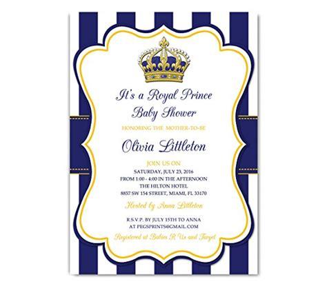 Royal Prince Baby Shower Invitations Royal Prince Baby Shower Invitations With Stylish Ornaments Royal Baby Shower Invitations Templates