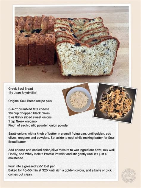 printable banting recipes 37 best images about low carb soul bread on pinterest