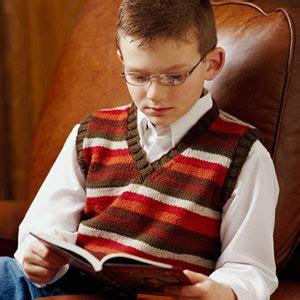 knitting pattern for boys vest boy s cables rib knit vest free knitting pattern from the