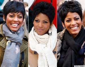 tamron haircut today tamron hall s today show style is spunky sophisticated