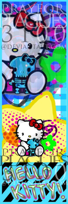 printable bookmarks hello kitty hello kitty bookmark by prayforplagues3100 on deviantart