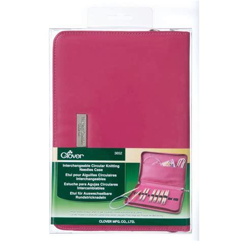 clover interchangeable knitting needles interchangeable circular knitting needles pink clover