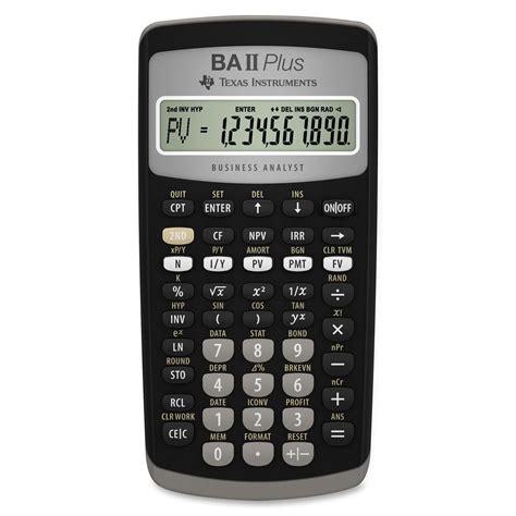 calculator nz texas instruments ba ii plus financial calculator cheap