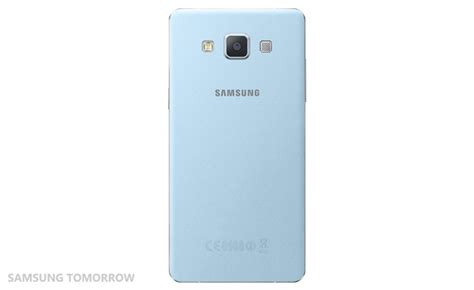 Samsung A5 Korea samsung galaxy a3 and galaxy a5 official with metal ultra slim designs 5mp front cameras