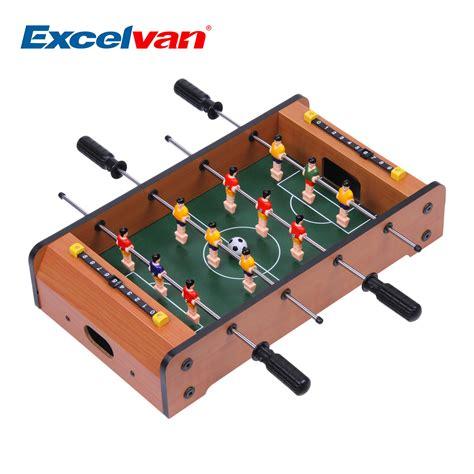 Foosball Table Top by Excelvan Mini Table Top Foosball 13 Soccer Table
