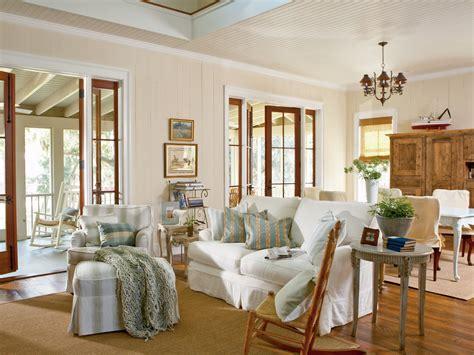 cottage decor cottage style decorating coastal living