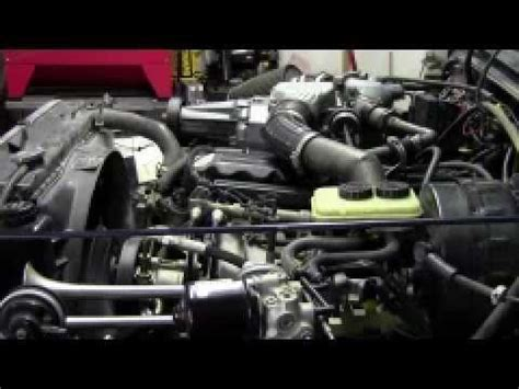 4 0 L Jeep Supercharger Light It Up Supercharged I6 258cid 4 0 Jeep Engine
