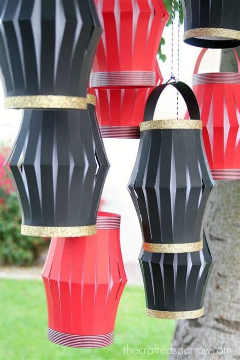 awesome diy paper lanterns tutorials