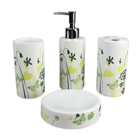 bathroom toothbrush holder set hot sale bathroom toilet set toothbrush holder cup soap