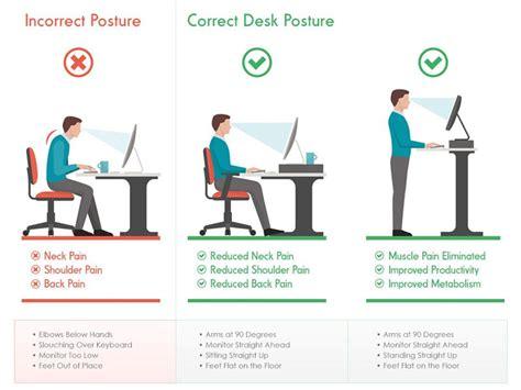 position assise bureau standing desk quels int 233 r 234 ts d un bureau debout
