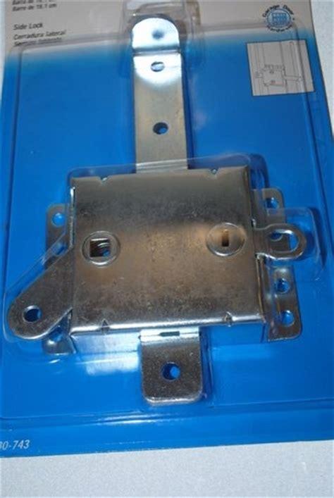 Garage Door Floor Lock by National 7 5 Quot Bar Side Lock Garage Door Hardware Model