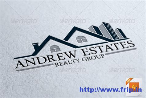 Real Estate Logo Templates by Best 35 Real Estate Brand Logo Design Templates Of 2013