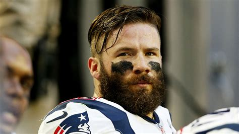 julian edelman haircut julian edelman tested for concussion hit raises serious