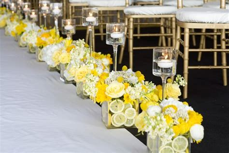 Wedding Aisle Decorations On A Budget by Budget Wedding Floral Decorations Reduce Reuse And