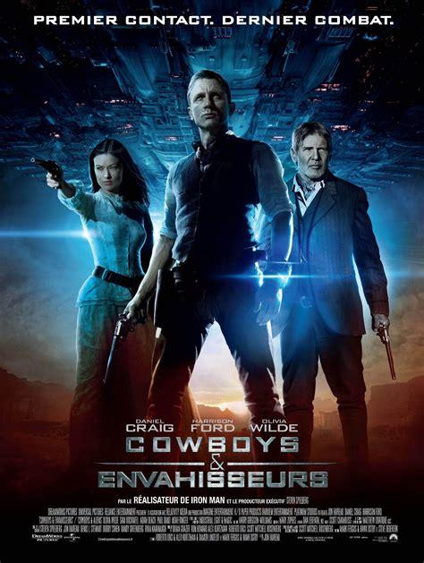 film cowboy extraterrestre cowboys envahisseurs film 2011 senscritique