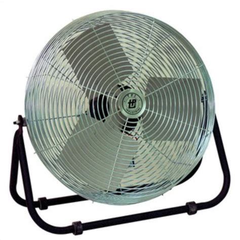 Floor Fan by Tpi F18 Te 18 Inch Commercial Floor Fan