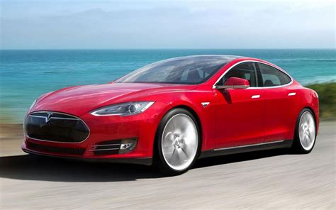 The Tesla The Tesla Model S Demolishes Consumer Reports Rating