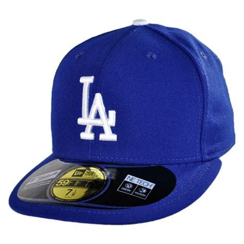 new era los angeles dodgers mlb 5950 fitted baseball
