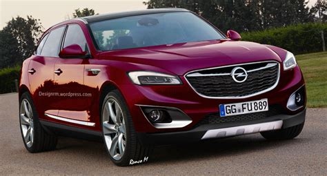 opel suv opel plans flagship suv before the end of the decade