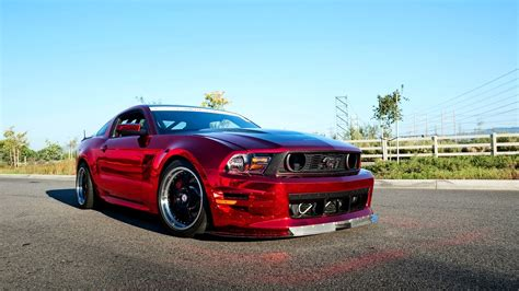 theme google chrome ford mustang car wallpapers red tuning ford mustang gt500 chrome