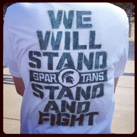 student section shirt ideas pin by ing magazine on spartan apparel pinterest