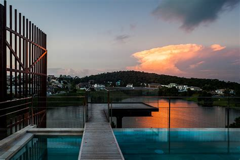 Mba House Sao Paulo by Fgmf Arquitetos Completes Mirante House In Brazil