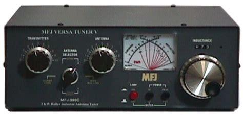 mfj inductor switch mfj 989c antenna tuner