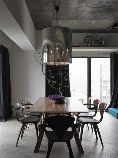 stylish urban interior design adorable home stylish interior design with industrial overtones