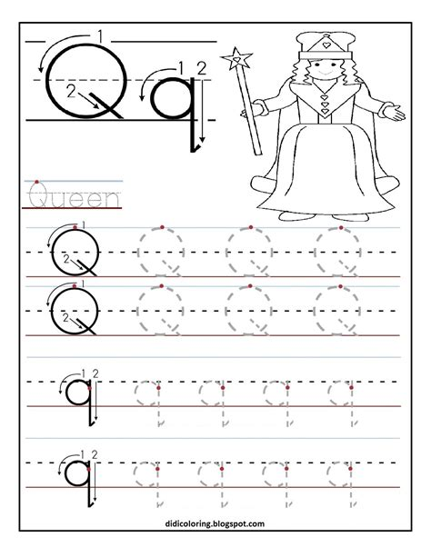 Letter Learning learning to write worksheets for kindergarten free