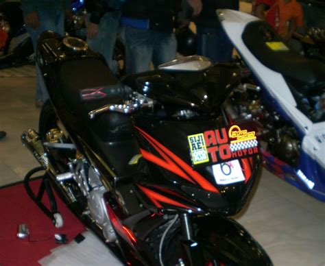 Lu Stop Jupiter Z Cw modifikasi motor kontes modifikasi motor jupiter mx 135