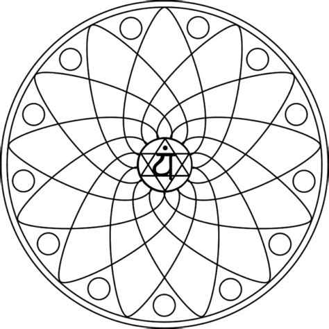 imagenes abstractas geometricas para pintar 190 mandalas para colorear para ni 241 os mandalas