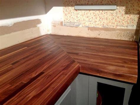 Laminate Butcher Block Countertops - how i protect and clean my butcher block counters