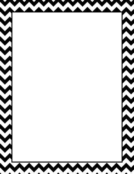 Printer Bordir chevron page border free downloads at http pageborders